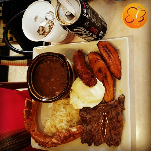 Sometimes it is ok to eat this! #bandejapaisa #confortfood #soulfood #onlysometimes